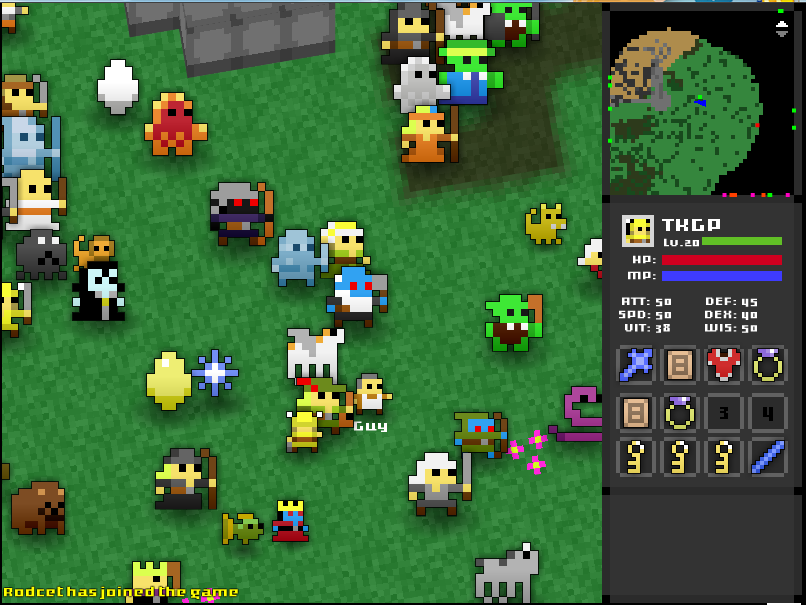 Magic Mushroom - the RotMG Wiki | RealmEye com
